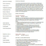 76 Fresh Format Of Resume For Job Pdf for Graphics
