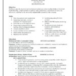 76 Fresh Format Of Resume For Job Pdf for Ideas