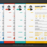 76 Lovely One Page Cv Word Template by Pics