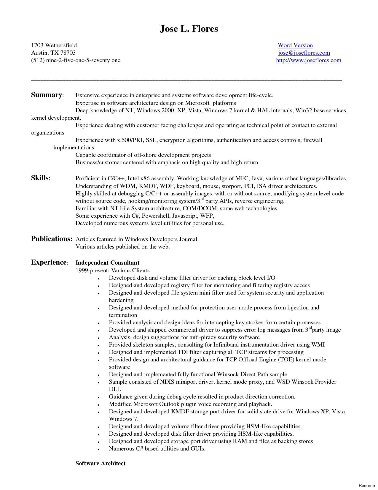 77 Beautiful Entry Level Software Engineer Resume with Images