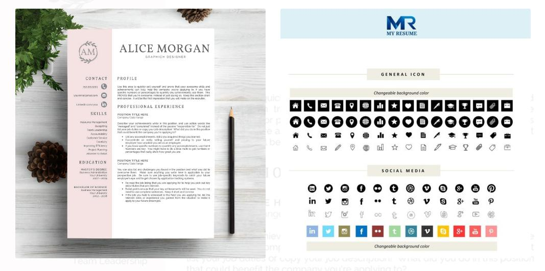 78 Lovely Cv Page Layout by Design