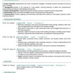 78 Top Job Resume Template for Pictures