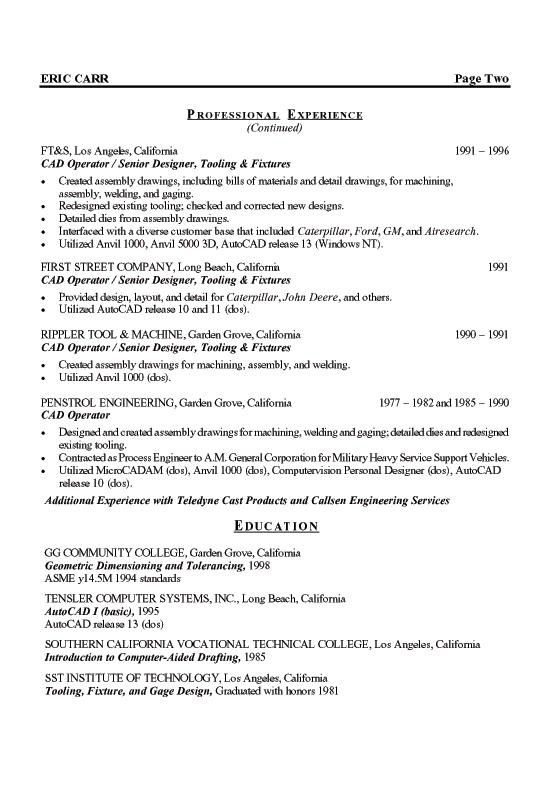 79 Beautiful Mechanical Engineer Resume Sample for Images
