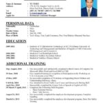 79 Lovely The Perfect Resume by Pics