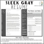80 Excellent Teacher Resume Template for Graphics