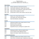 80 Fresh Very Simple Resume by Ideas