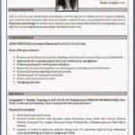 80 Inspirational New Resume Format by Ideas