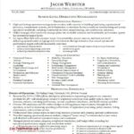 81 Stunning Best Executive Resume Templates 2018 for Images