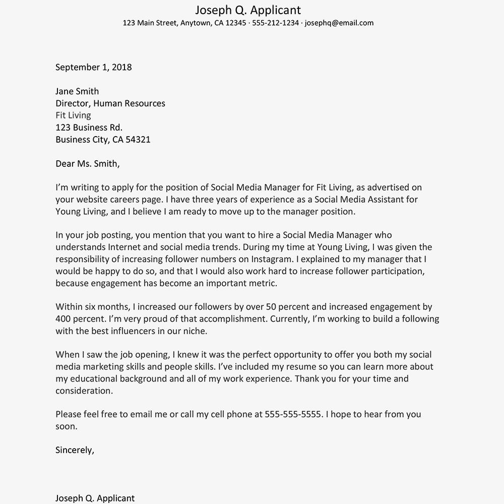 82 Best What Is A Cover Letter Example with Images