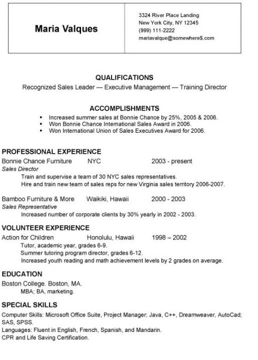 82 Cool Busboy Resume by Images