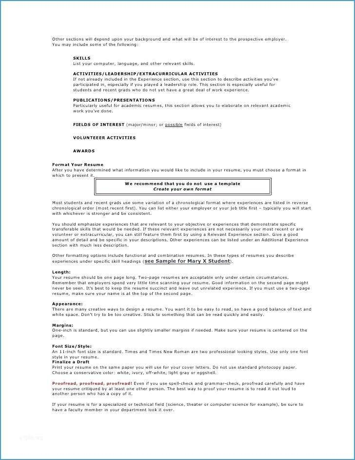82 New How Many Pages Should A Cv Be with Images