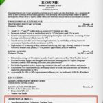 83 Great Examples Of Skills Based Resume with Images