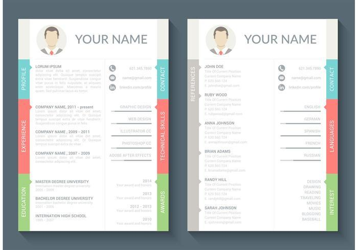 83 Lovely Curriculum Template Free for Graphics
