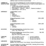 83 Nice Resume Layout Microsoft Word by Pics