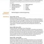 85 Awesome Software Engineer Cv for Ideas