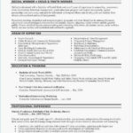 85 Excellent Sample Professional Resume for Design