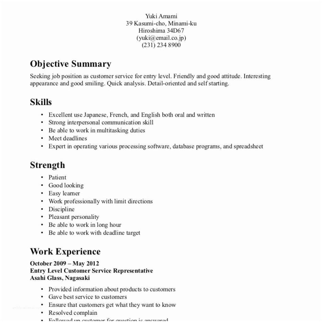 87 Cool Beginner Resume Template for Design