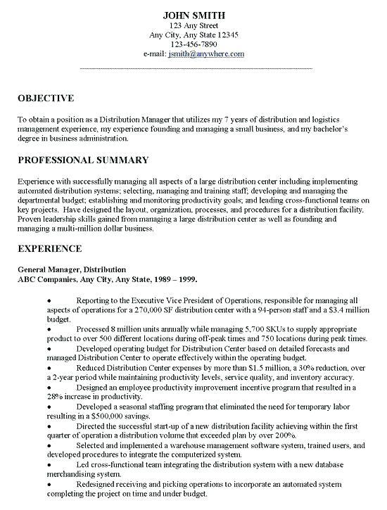 87 Fresh Customer Service Resume Objective Or Summary Examples by Images