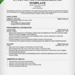87 Inspirational Beginner Job Application Resume Sample with Images