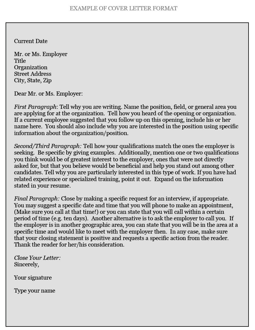 88 Best How To Write A Good Cover Letter by Pictures