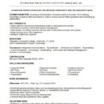 88 Fresh Recommended Resume Templates for Pics