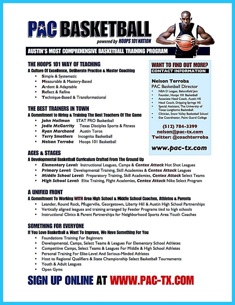 88 New Basketball Coaching Resume Cover Letter with Pictures