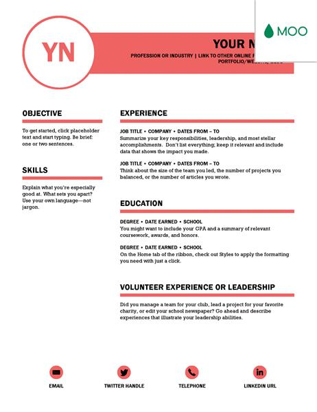 88 Top Professional Cv Format In Ms Word by Ideas