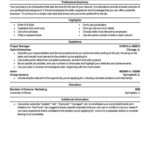 89 Top Professional Resume Format by Images