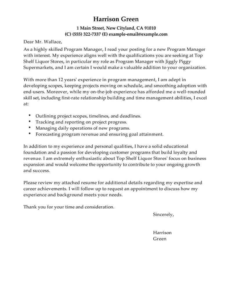 90 Stunning What Is A Cover Letter Example by Images