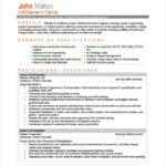 91 Lovely Civil Engineer Resume by Ideas