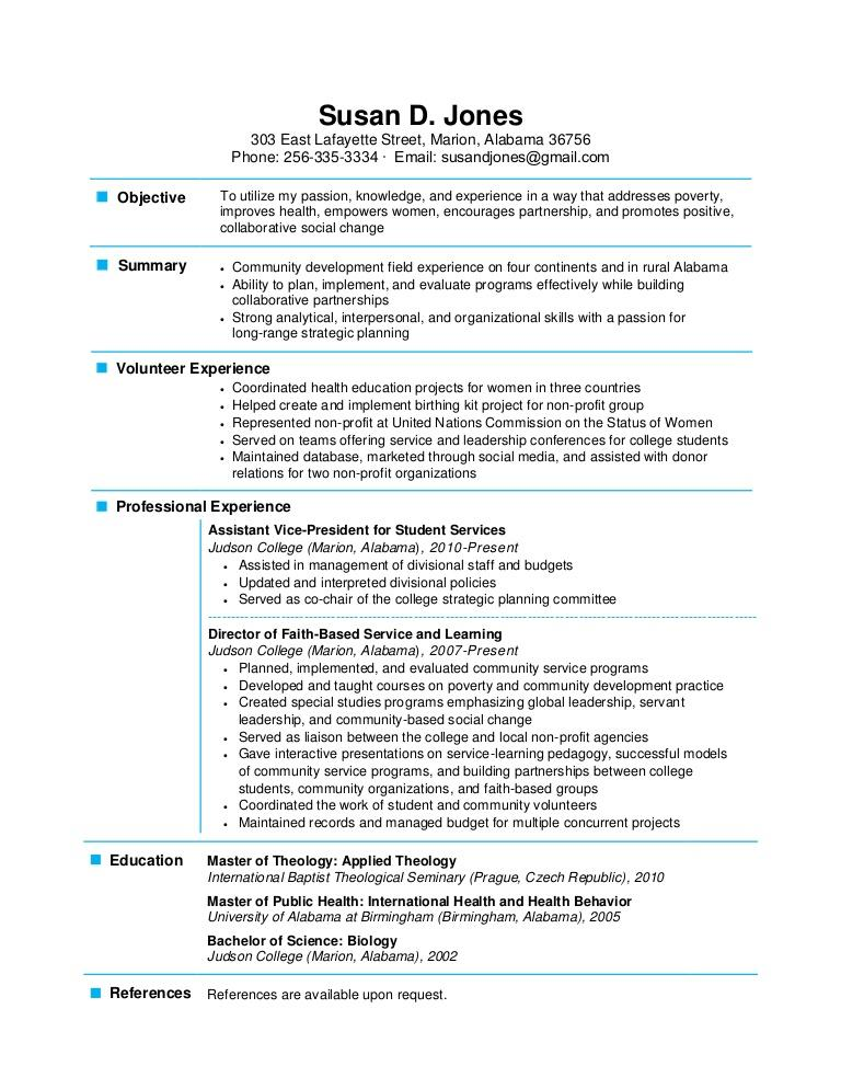 91 Stunning How To Make Resume Fit On One Page by Images