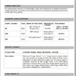 92 Top Resume Format Word Download with Gallery