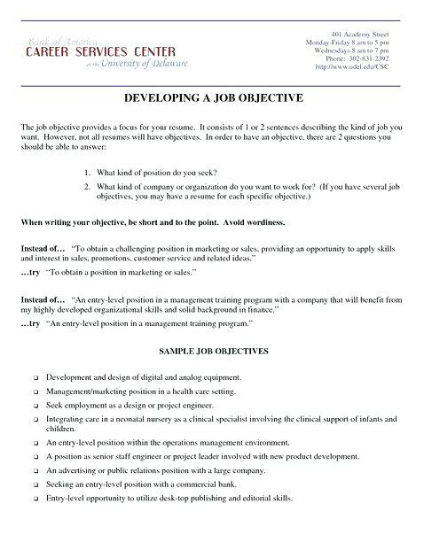 93 Awesome Customer Service Resume Objective Or Summary Examples for Gallery