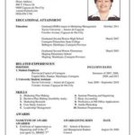 93 Great Create My Resume with Graphics