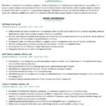 93 Inspirational Engineering Resume Examples for Design