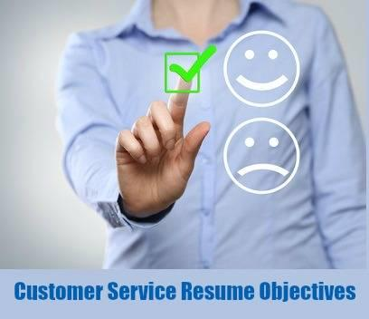 93 New Customer Service Resume Objective Or Summary Examples by Graphics