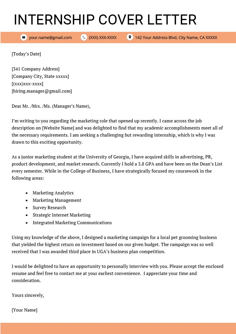 93 Nice Free Cover Letter Examples by Design