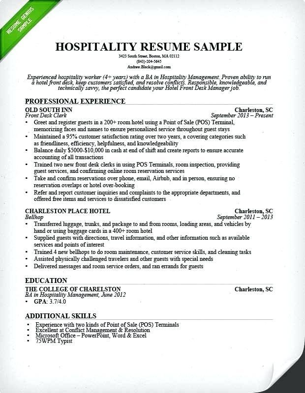 93 Top Medical Front Desk Resume by Pics
