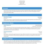 94 Awesome Free Resume Builder Template by Ideas