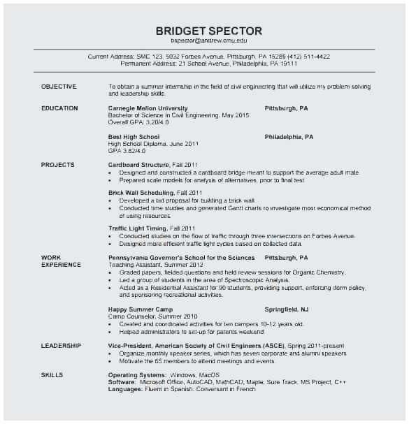 95 Top Electrical Engineering Resume Sample For Freshers by Pictures