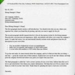97 Fresh How To Type A Cover Letter by Gallery
