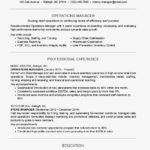 98 Awesome Experience Description Resume Examples for Pictures