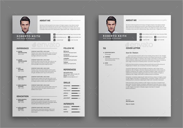 98 Fresh Free Modern Resume Templates by Images