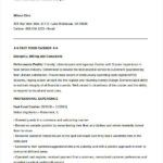 99 Best Experience Description Resume Examples for Gallery