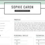 99 Top Best Looking Resume Templates with Ideas